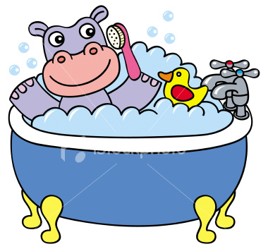 Http Imgarcade Com 1 Cartoon Bath Time