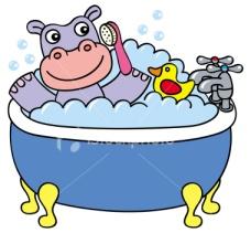 stock-illustration-5418240-vector-cartoon-hippo-having-a-bath